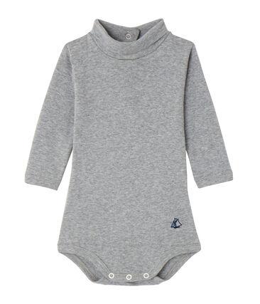 Body col roulé bébé mixte