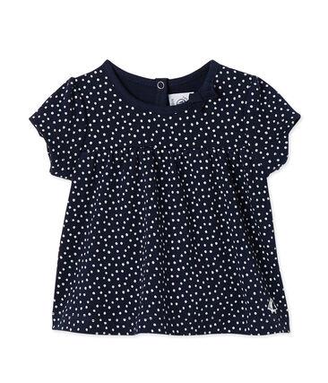 T-shirt bébé fille imprimé