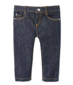 Pantalon slim bébé mixte en jean