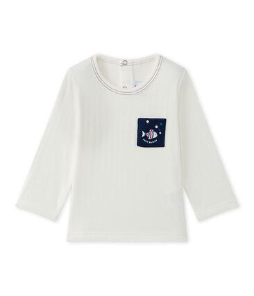 T-shirt bébé garçon uni