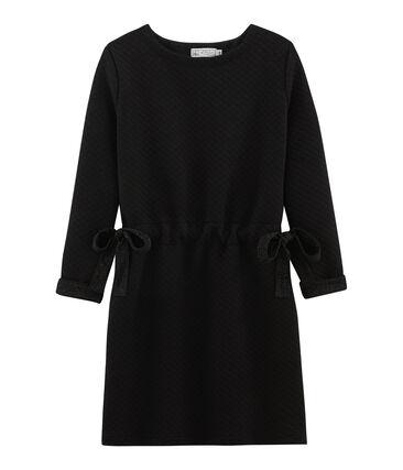 Robe femme noir Noir / jaune Dore