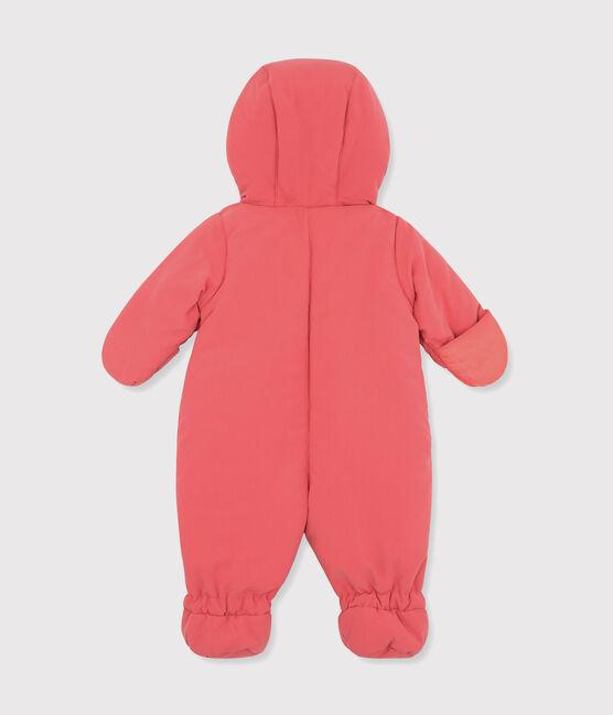 Combipilote en microfibre bébé fille/garçon rose Cosmetique