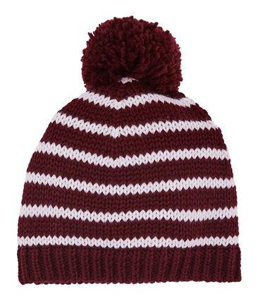 Bonnet en laine melangée