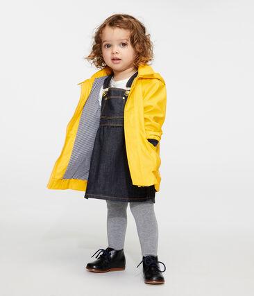 Ciré bébé mixte iconique jaune Jaune