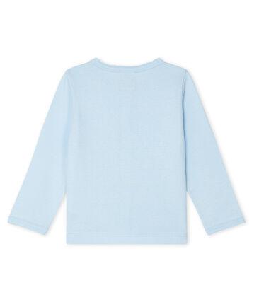 Cardigan léger bébé fille-garçon bleu Fraicheur