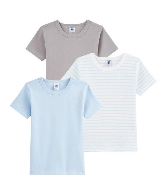 Lot de 3 tee-shirts petit garçon lot .