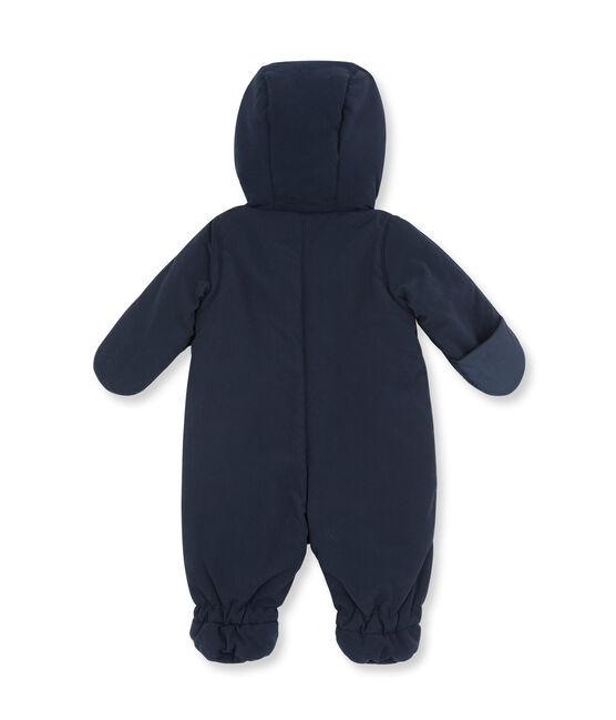 Combipilote bébé mixte en microfibre bleu Abysse