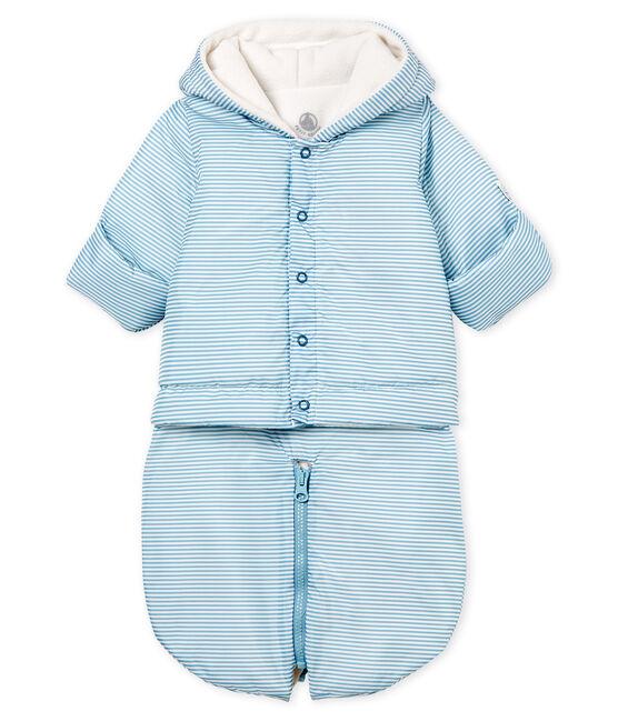 Combipilote 3 en 1 bébé mixte bleu Fontaine / blanc Marshmallow
