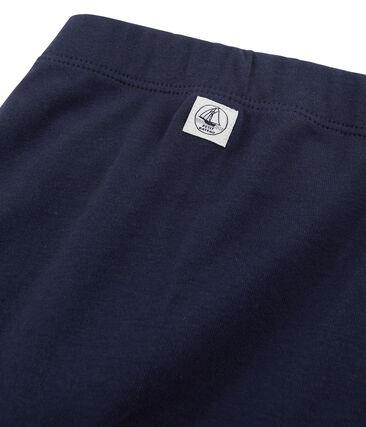 Pantalon bébé mixte bleu Smoking