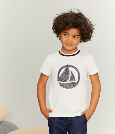 Tee-shirt manches courtes enfant garçon
