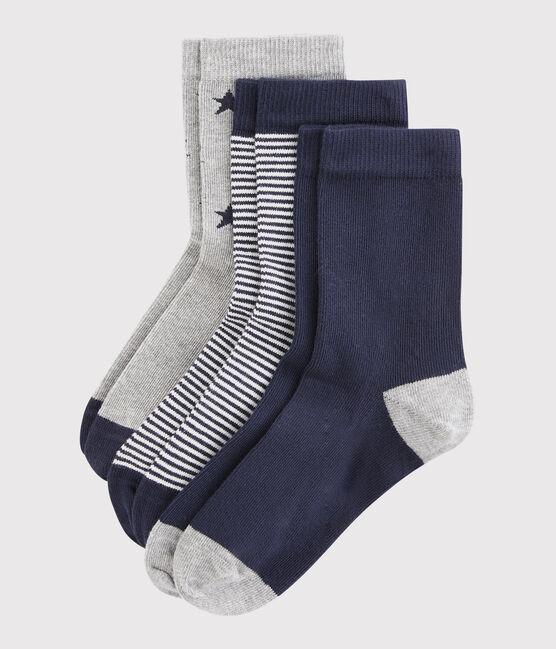 Lot de paires de chausettes garçon lot .