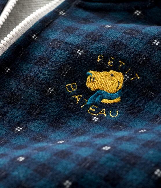 Sweatshirt à capuche bébé garçon SHADOW/MULTICO