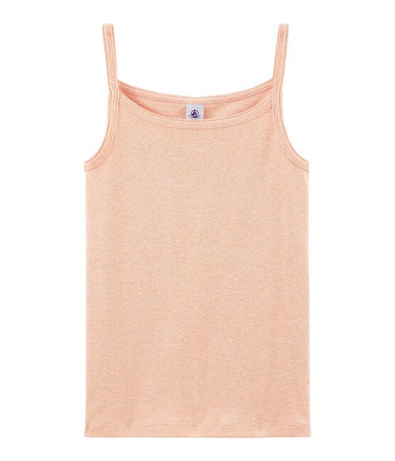 Chemise à bretelles Femme rose Aster Chine