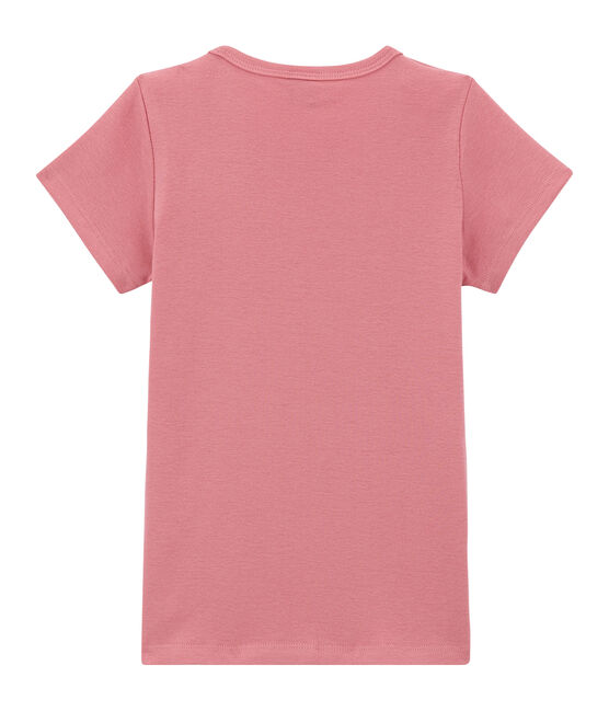 tee-shirt manches courtes petite fille CHEEK
