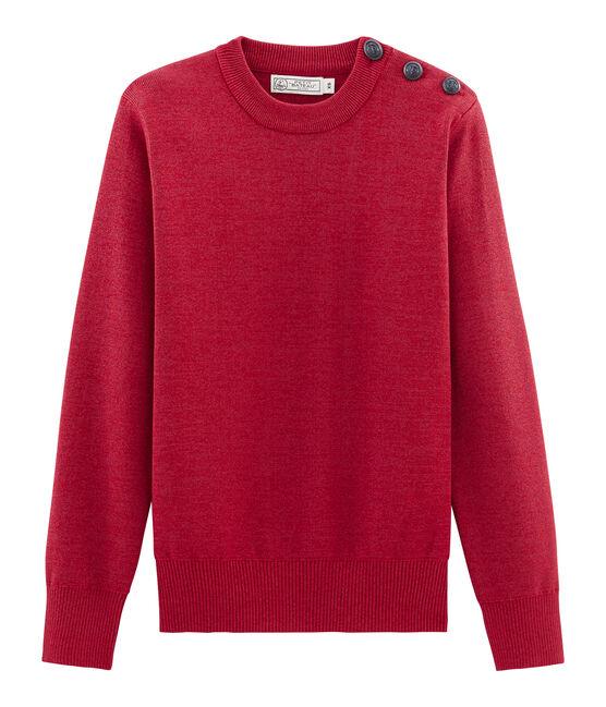 Pull Femme rouge Terkuit / rouge Terkuit Brillant