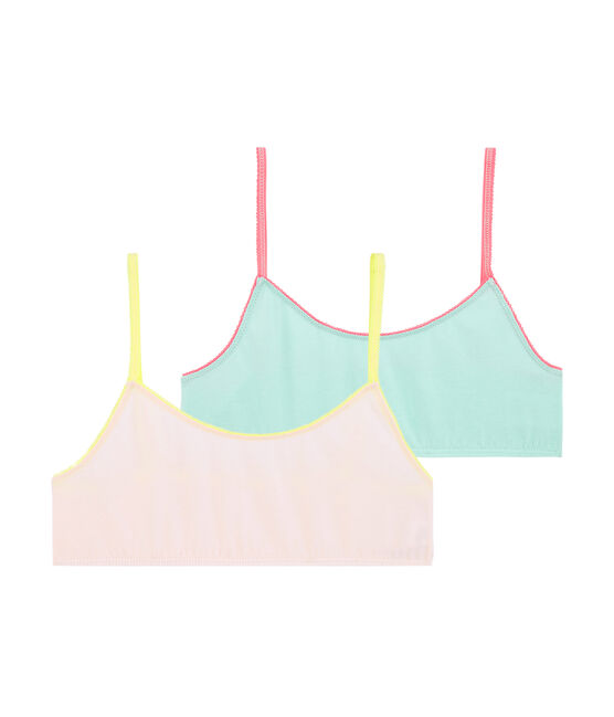 Duo de brassières fille lot .