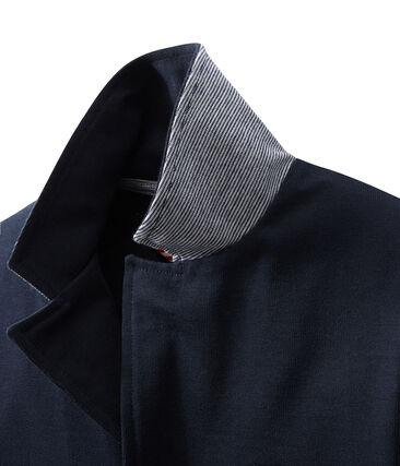 Veste garçon en jersey lourd