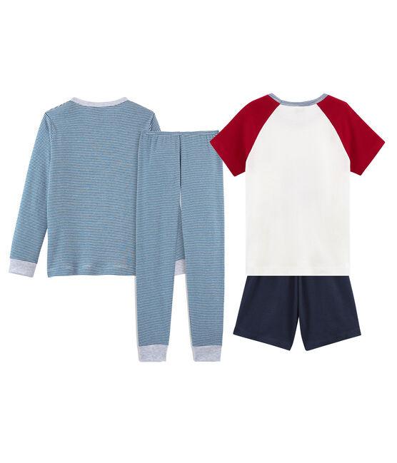 Lot de 2 pyjamas garçon lot .