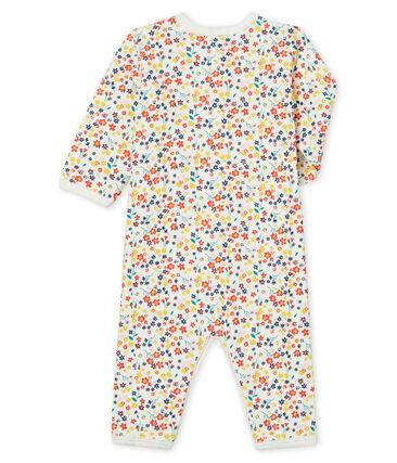Dors bien sans pieds bébé fille en côte