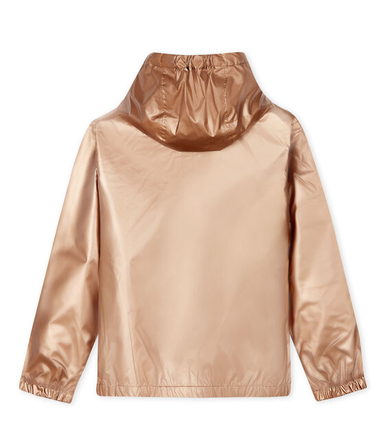 Coupe-vent enfant mixte rose Copper