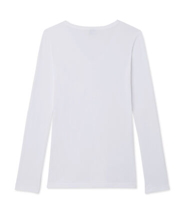 tee-shirt femme manches longues