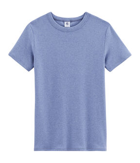 Tee shirt iconique femme bleu Captain Chine