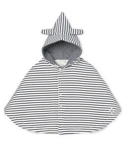 Cape iconique bébé en côte ouatinée