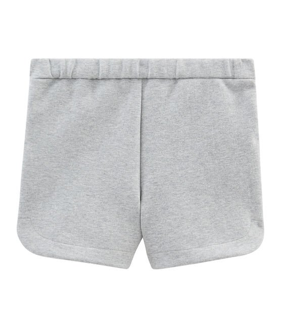 Short enfant fille gris Subway
