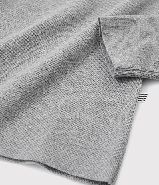 Pull marin Homme gris Subway