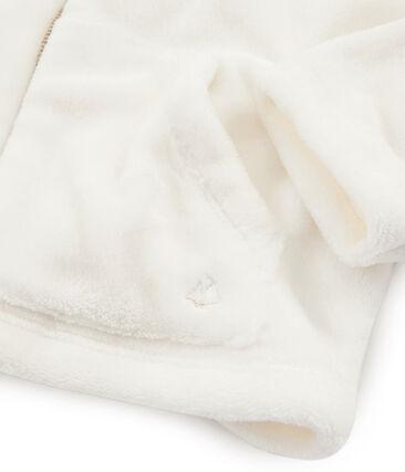 Sweatshirt polaire moutonné enfant fille