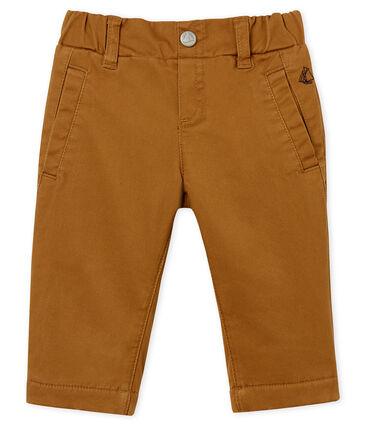 Pantalon doublé polaire bébé gaçon