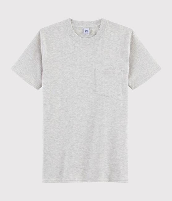 T-shirt Femme/Homme gris Beluga