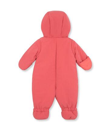 Combipilote microfibre bébé mixte rose Cosmetique