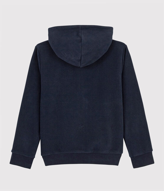 Sweatshirt en polaire enfant garçon SMOKING