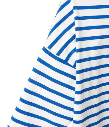 Robe marinière femme