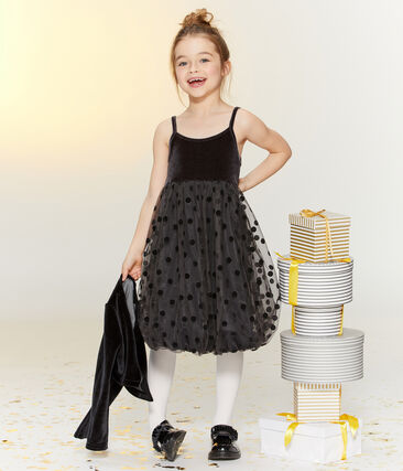 Ensemble robe + boléro enfant fille lot .
