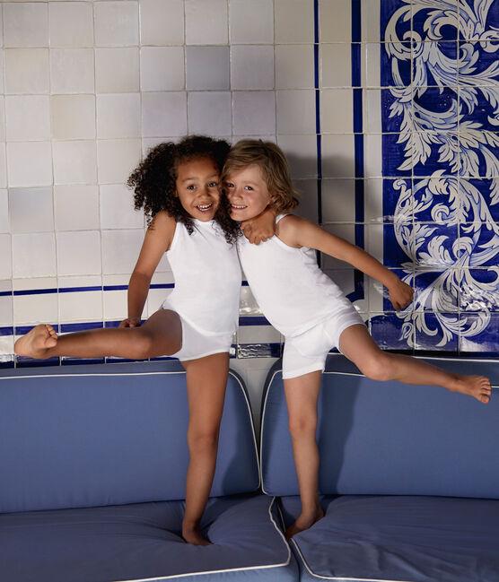 Lot de 2 culottes blanches petite fille lot .
