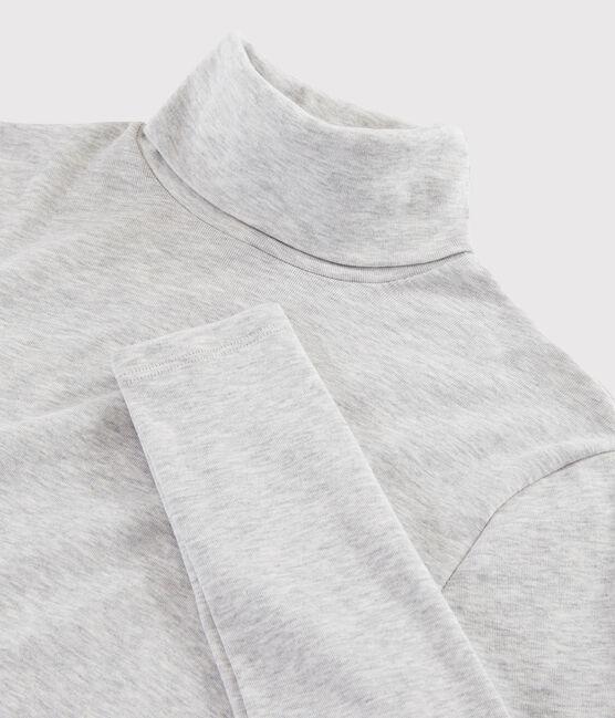 Sous pull iconique Femme gris Beluga