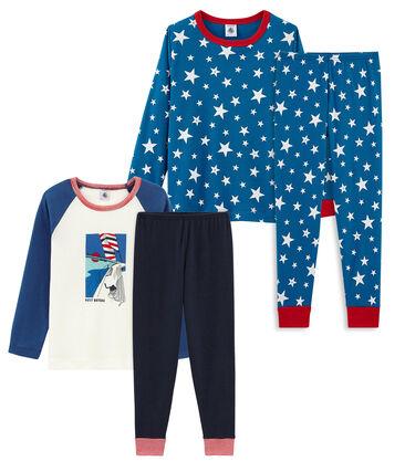 Lot de 2 pyjamas petit garçon