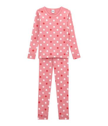 Pyjama petite fille coupe ajustée