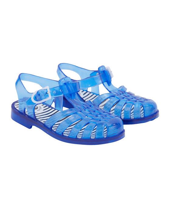 Sandales MÉDUSE® enfant bleu Perse