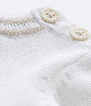 Pull bébé garçon en tricot