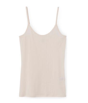 Chemise à bretelles femme en coton léger