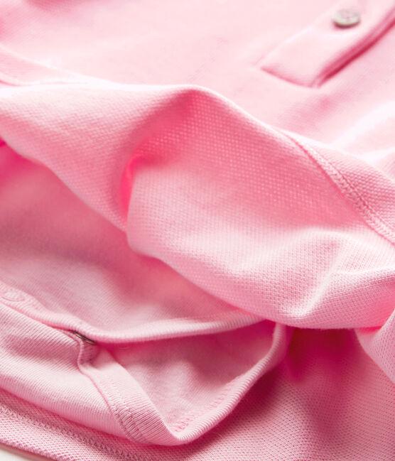 Robe bébé fille rose Babylone