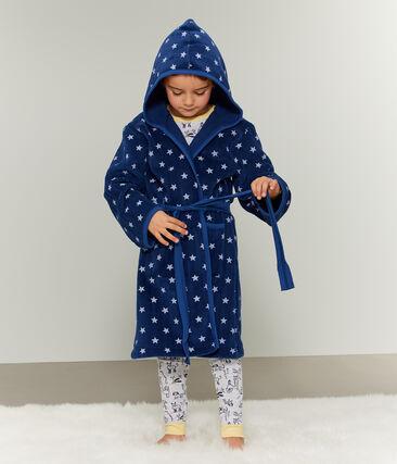 Robe de chambre enfant en polaire