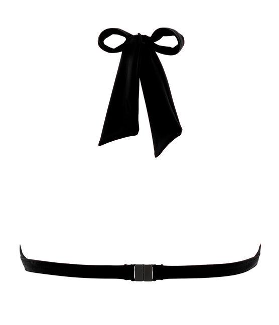 Haut de maillot de bain noir Noir