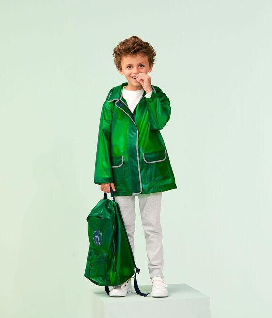Ciré enfant fille et garcon vert Prado