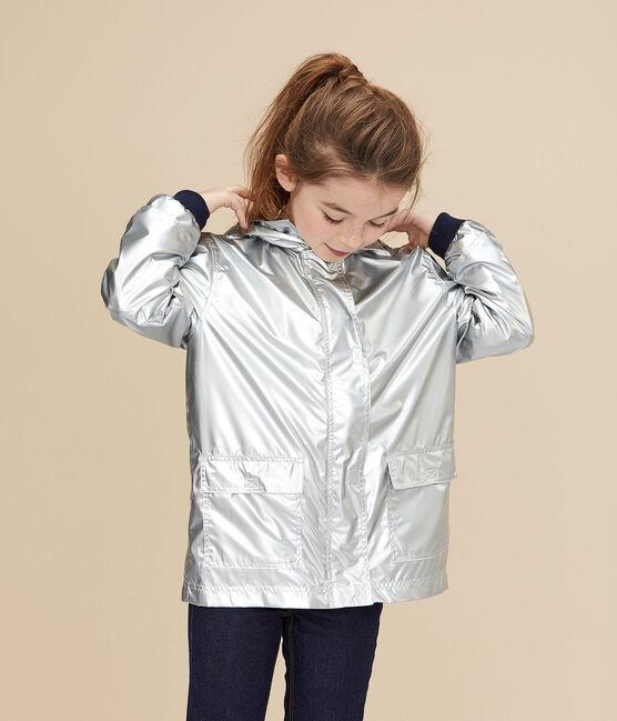 Ciré argenté enfant fille/garçon gris Argent