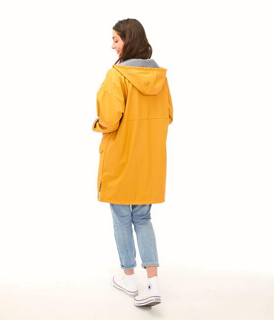 Ciré long mixte jaune Boudor