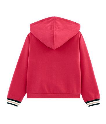 Sweatshirt à capuche enfant fille